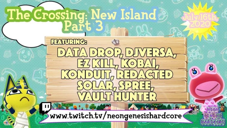 The Crossing: New Island Part 3